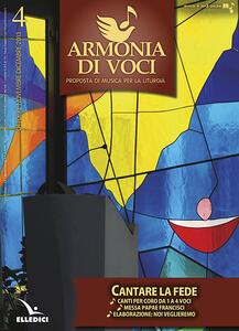 Libro Armonia di voci (2013). Vol. 4