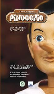 Pinocchio. Proposta di catechesi - Romeo Maggioni - copertina