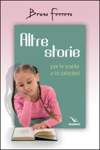 Altre storie - Bruno Ferrero - copertina