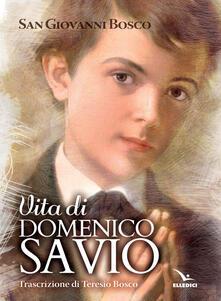 Secchiarapita.it Vita di san Domenico Savio Image