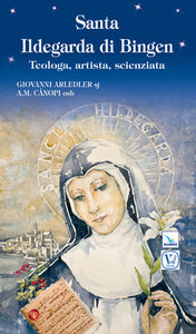 Foto Cover di Santa Ildegarda di Bingen, Libro di Vittorio Peri, edito da Elledici