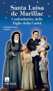 Libro Santa Luisa de Marillac Massimiliano Taroni