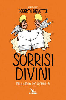 Sorrisi divini - Roberto Benotti - copertina
