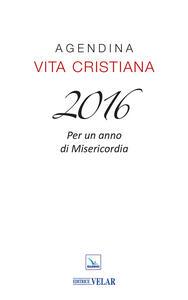 Agendina vita cristiana 2016 - copertina