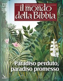 Letterarioprimopiano.it Il mondo della Bibbia (2015). Vol. 3 Image