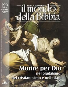 Il mondo della Bibbia (2015). Vol. 4