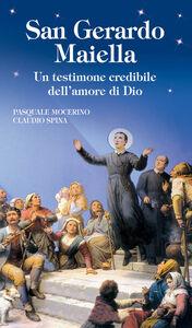 Libro San Gerardo Maiella Pasquale Mocerino , Claudio Spina