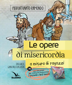 Le Opere di misericordia a misura di ragazzi