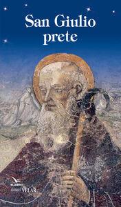 Libro San Giulio prete
