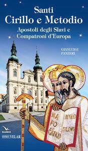 Libro Santi Cirillo e Metodio Gianluigi Panzeri