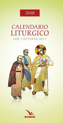 Equilibrifestival.it Calendario liturgico 2018 Image