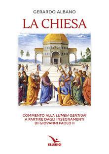 3tsportingclub.it La Chiesa. Commento alla «Lumen gentium» a partire dagli insegnamenti di Giovanni Paolo II Image