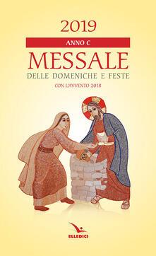 Voluntariadobaleares2014.es Messale delle domeniche e feste 2019 Image