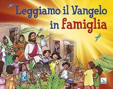 Librisulrazzismo.it Leggiamo il Vangelo in famiglia Image