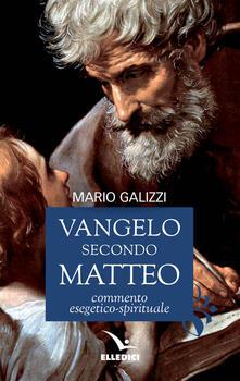 Winniearcher.com Vangelo secondo Matteo. Commento esegetico-spirituale Image