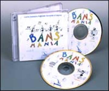 Bansmania. Con 2 CD Audio - copertina