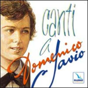 Canti a Domenico Savio. Con CD Audio - copertina