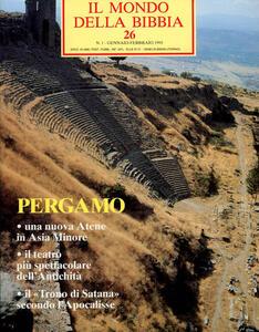 Il mondo della Bibbia (1970). Vol. 26: Pergamo.