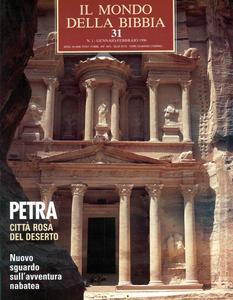 Libro Il mondo della Bibbia (1970). Vol. 31: Città rosa del deserto.