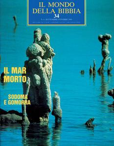 Il mondo della Bibbia (1998). Vol. 34: Il Mar Morto.