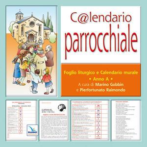 C@lendario parrocchiale. Anno A. CD-ROM