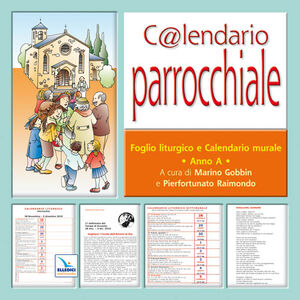 Libro C@lendario parrocchiale. Anno A. CD-ROM