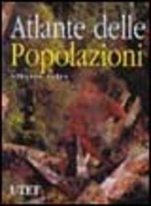 Libro Atlante delle popolazioni