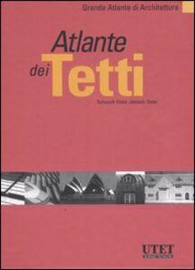 Libro Atlante dei tetti