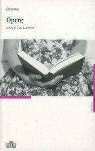 Libro Opere Guido Gozzano