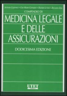 Warholgenova.it Compendio di medicina legale e delle assicurazioni Image