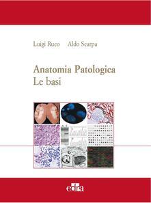 Voluntariadobaleares2014.es Anatomia patologica. Le basi. Vol. 1 Image