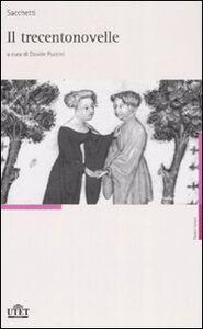 Foto Cover di Il trecentonovelle, Libro di Franco Sacchetti, edito da UTET