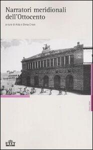 Foto Cover di Narratori meridionali dell'Ottocento, Libro di  edito da UTET