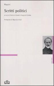 Libro Scritti politici Giuseppe Mazzini