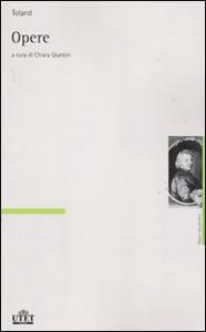 Libro Opere John Toland