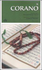 Foto Cover di Il Corano. Testo originale a fronte, Libro di  edito da UTET