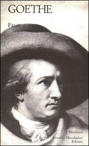 Foto Cover di Faust, Libro di J. Wolfgang Goethe, edito da Mondadori