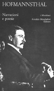 Libro Narrazioni e poesie Hugo von Hofmannsthal