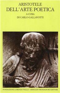 Libro Dell'arte poetica Aristotele