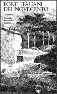 Libro Poeti italiani del Novecento