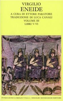Voluntariadobaleares2014.es Eneide. Testo originale a fronte. Vol. 3: Libri V-VI. Image
