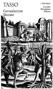 Libro Gerusalemme liberata Torquato Tasso