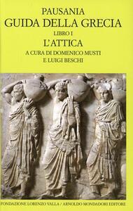 Guida della Grecia. Vol. 1: L'Attica.