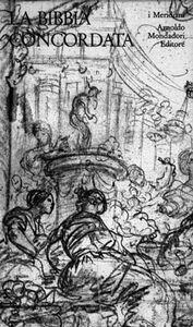Foto Cover di La Bibbia concordata. Antico Testamento. Vol. 1, Libro di  edito da Mondadori