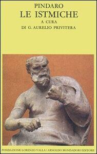 Libro Le istmiche Pindaro