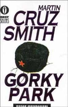 Gorky Park - Martin Cruz Smith - copertina