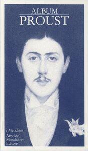 Libro Album Proust Marcel Proust