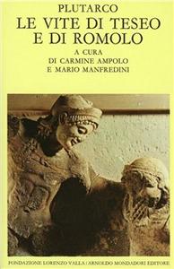 Libro Le vite di Teseo e di Romolo Plutarco