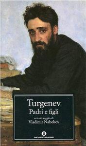 Libro Padri e figli Ivan Turgenev