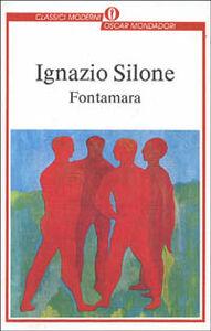 Libro Fontamara Ignazio Silone